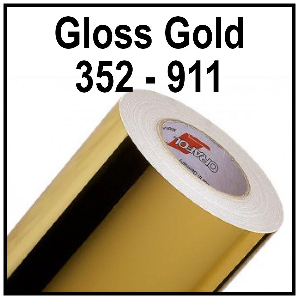 PSM4352911METGLSGOLD 2-SIDE,352-15-911,ORAFOL,chrome, shiny