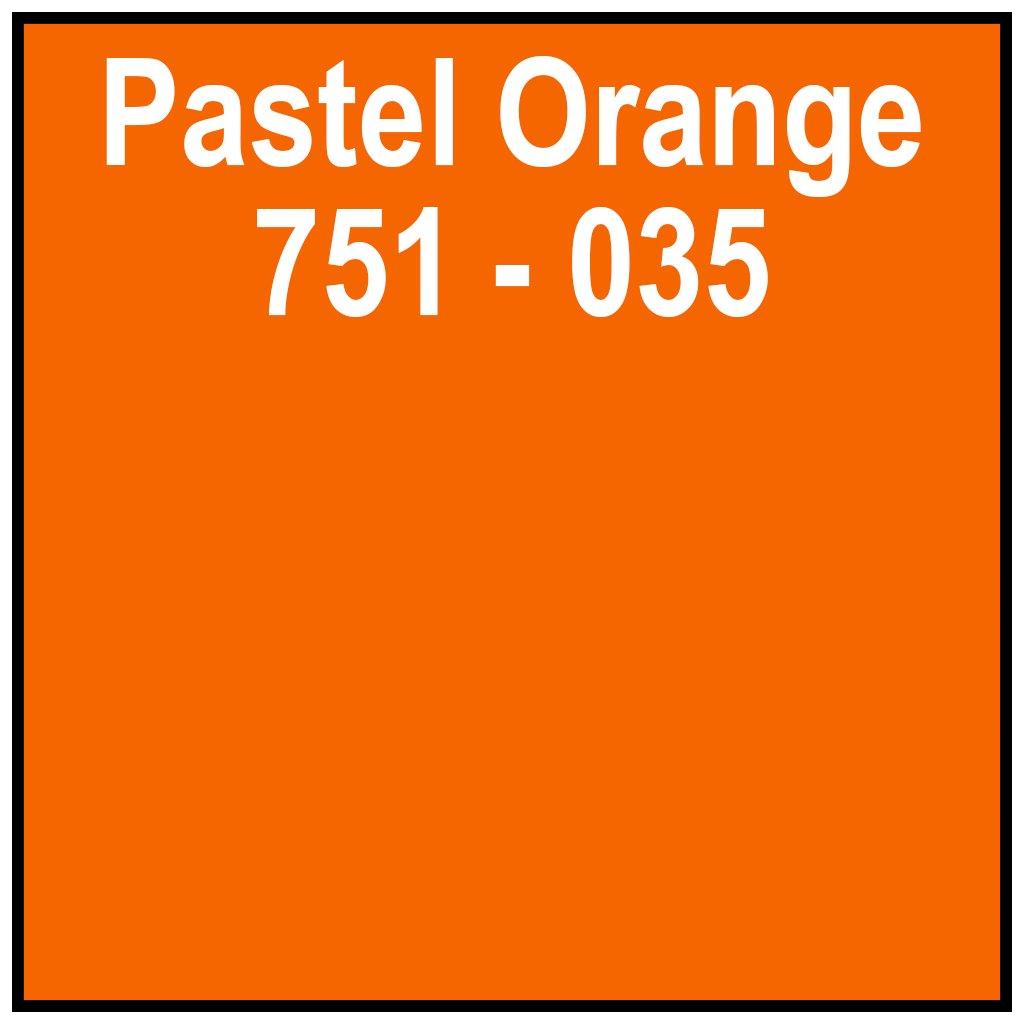 PORACAL24751PASTELORANGE,751-24-035,ORAFOL,Orafol, oracal