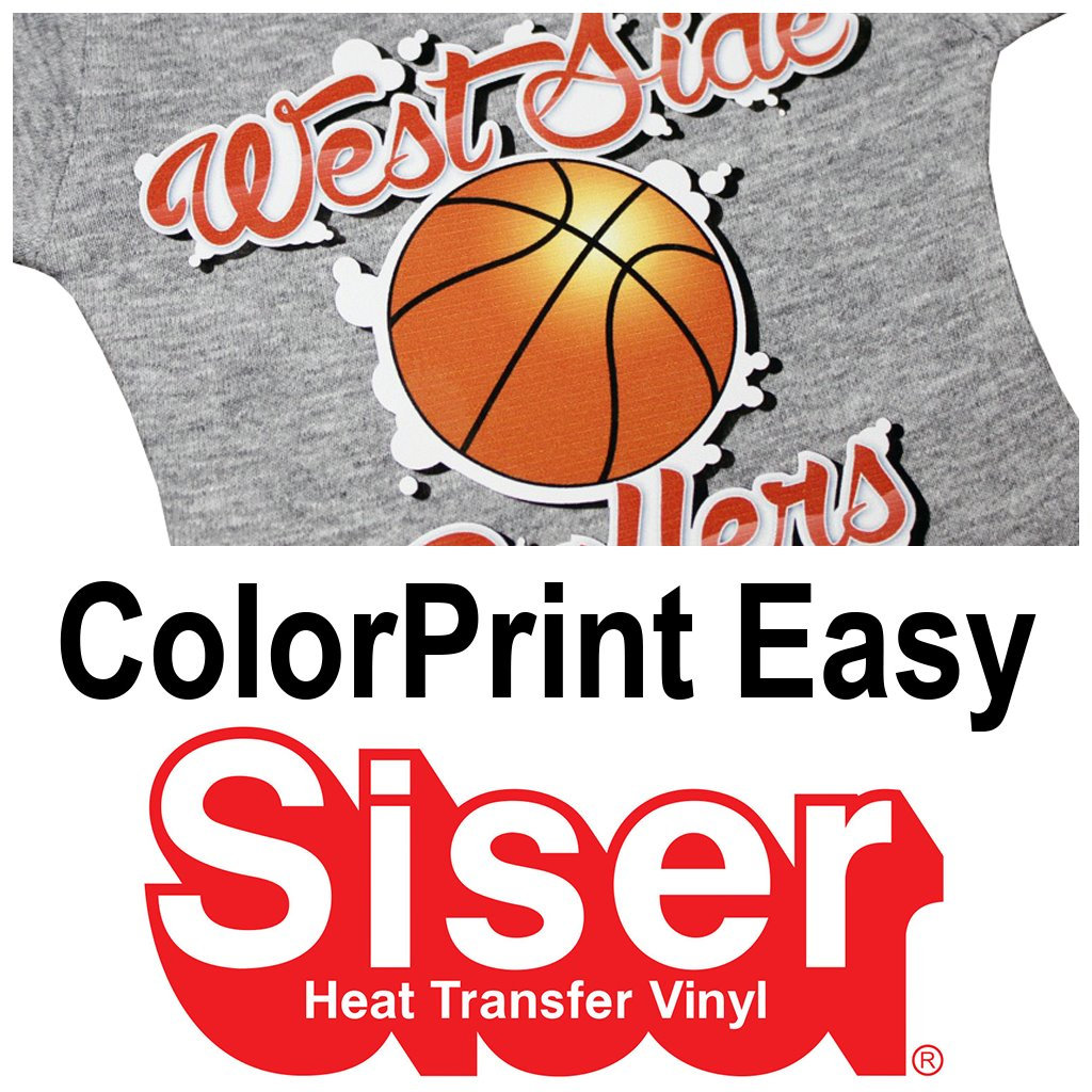 photo relating to Siser Colorprint Easy Printable Heat Transfer Vinyl referred to as Electronic Print and Slice Warmth Shift Vinyl - Good results Web page 1