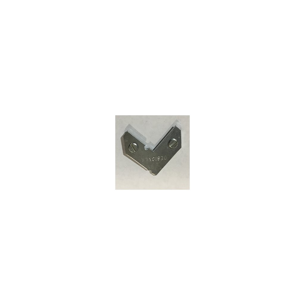 DS CL 4654,4654,CHROMALUXE,,FRAMING HARDWARE TAPPED ANGLE,Regional ...