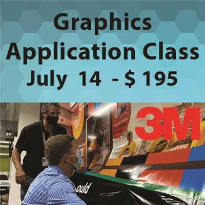 Graphic Application Class-July 14 ($195)