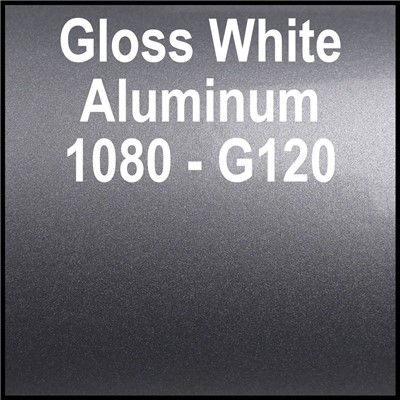 3M 60in 1080-G120 GLOSS ALUMINUM WHITE