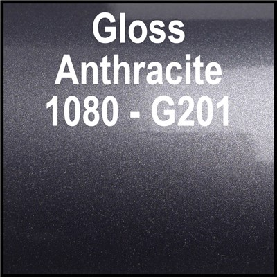 3M 60in 1080-G201 GLOSS ANTHRACITE METAL