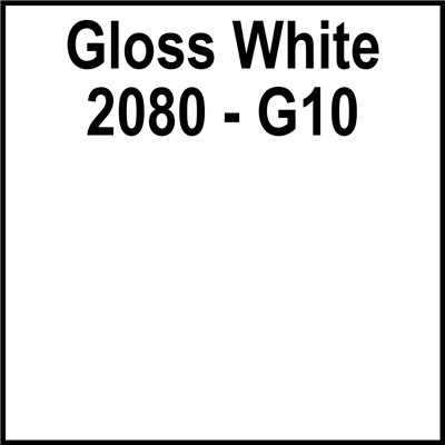 3M 60in 2080-G10 GLOSS WHITE