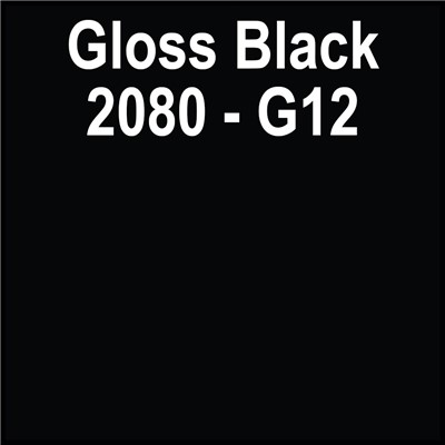 3M 60in 2080-G12 GLOSS BLACK