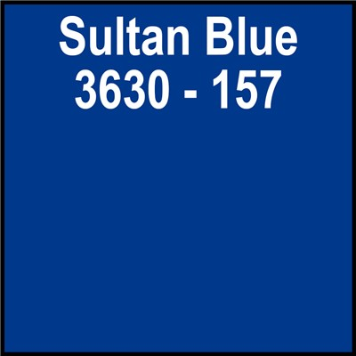 48in 3630-157 SULTAN BLUE Translucent 3M