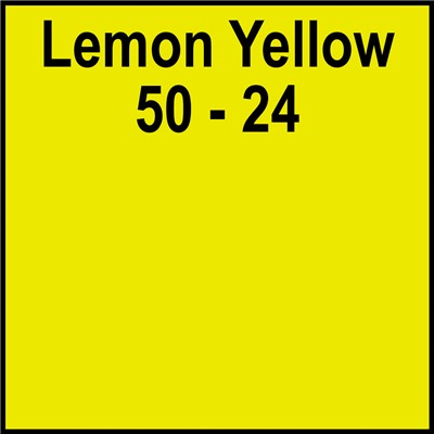 30in 50-24 LEMON YELLOW 3M Punched