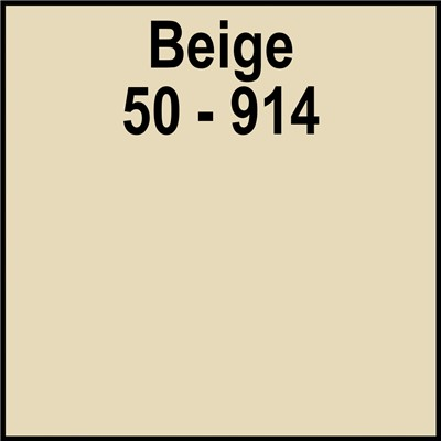 30in 50-914 BEIGE 3M Punched
