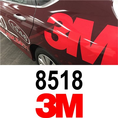3M 8518 GLOSS 54in x 50yd Overlaminate