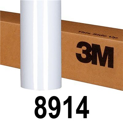 3M 8914 GLOSS OPTIC CLR LAM 36in X 50yd