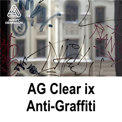 "Avery AG anti graffiti IX 4mil 48""x100"