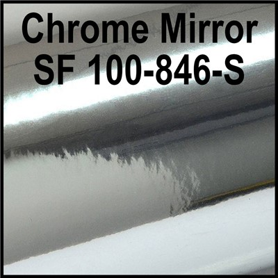 SF100-846 Mirror Chrome 24in wide