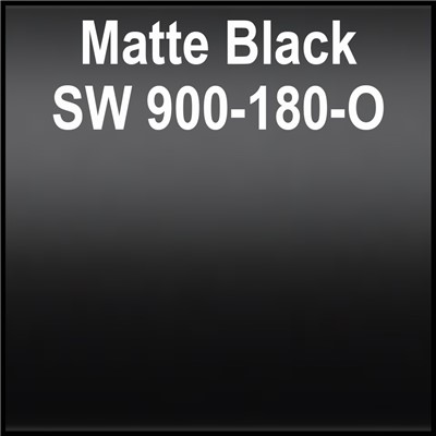 SW 900-180-O 60in MATTE BLACK Wrap Film