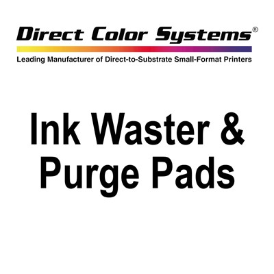 DCS AC-DJ-PADS Ink Waster & Purge Pads