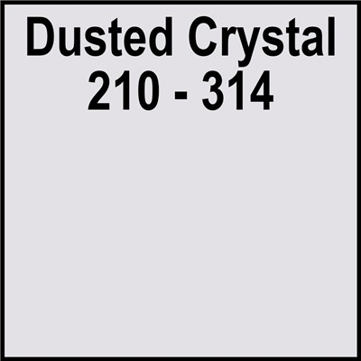 30in 210-314 DUSTED CRYSTAL Gerber