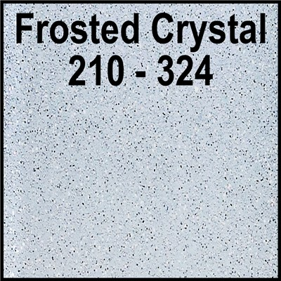 15in 210-324 FROSTED CRYSTAL Gerber
