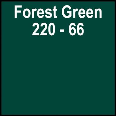 48in 220-66 FOREST GREEN Paper Back Gerb