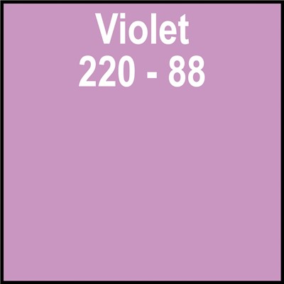15in 220-88 VIOLET Paper Back Gerber