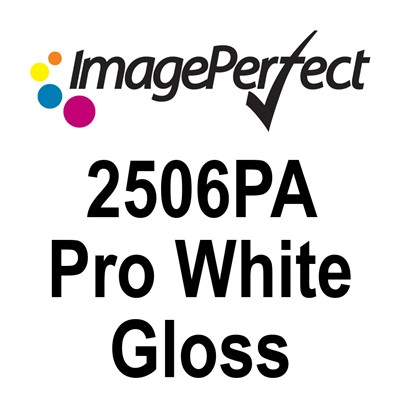 54in x 54yd 2506PA Gloss White
