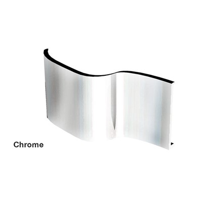 JEWELITE CHROME 2in x 100ft roll