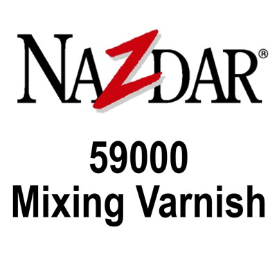 59-000 MIX VARNISH Gls Enml Ink Liter
