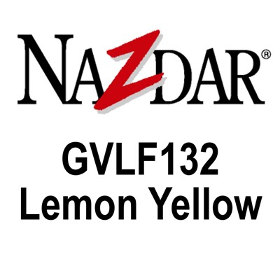 GVLF132 Gloss Vinyl LEMON YELLOW Kg