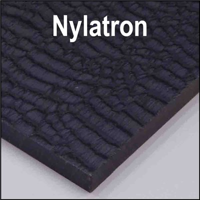 NYLATRON GS SHEET .500x24x48