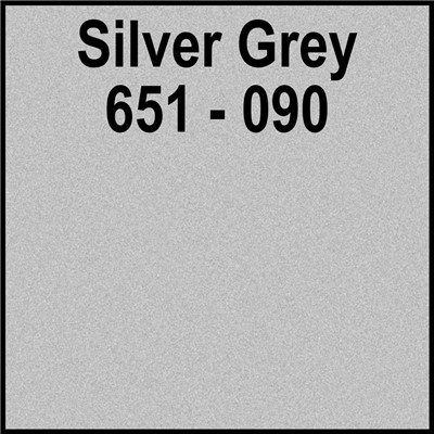 15in x 10yd 651-090 SILVER GREY Punched
