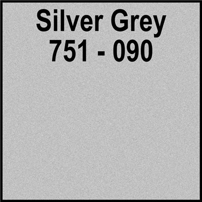 15in 751-090 SILVER GREY Oracal Punched