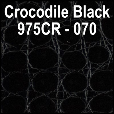 975CR-070 60in BLACK CROCODILE