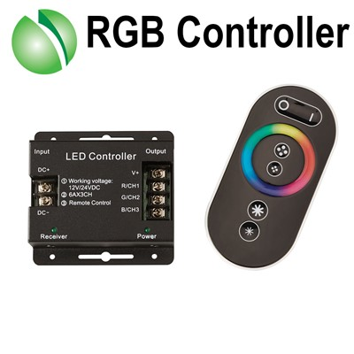 Touch RGB Controller