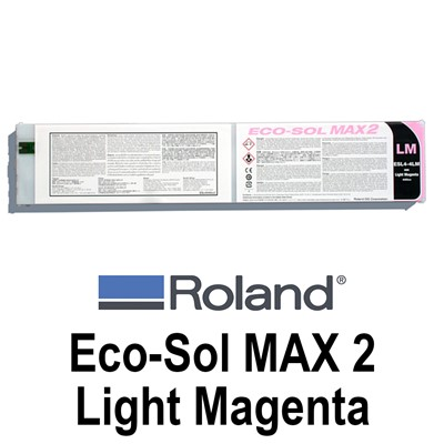 Eco-Sol MAX 2 Ink, 440cc LIGHT MAGENTA