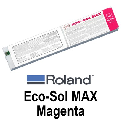 Eco-Sol MAX Ink,440cc MAGENTA Cartridge