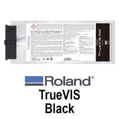 TrueVIS Ink 500ml BLACK pouch