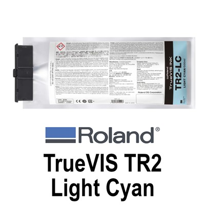 TrueVIS TR2 Ink LightCyan 500ml pouches