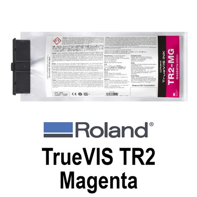 TrueVIS TR2 Ink Magenta 500ml pouches