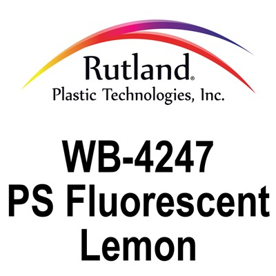 WB-4247 PS FLUORESCENT LEMON Gallon