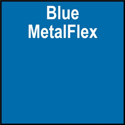 "SEF HT Metal Flex Blue 15""x1yd"