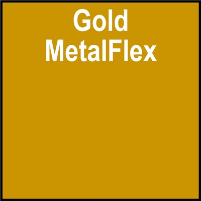 "SEF HT Metal Flex Gold 15""x5yd"