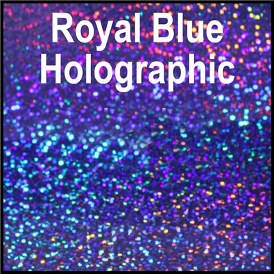 20in BLUE Holographic Heat Transfer