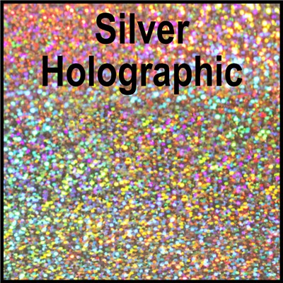 20in SILVER Holographic Heat Transfer