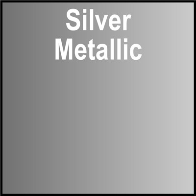 19.66in SILVER Metallic Heat Transfer
