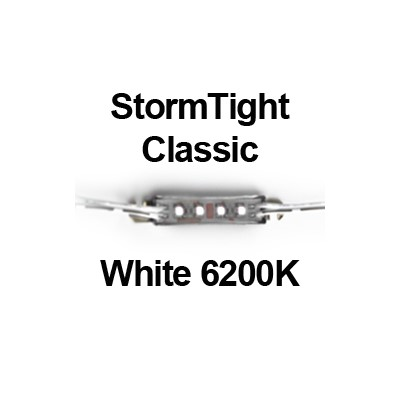StormTight Classic WHITE 6200K LED Modul