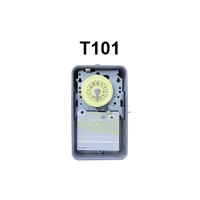 INTERMATIC T-101 SINGLE POLE TIME CLOCK