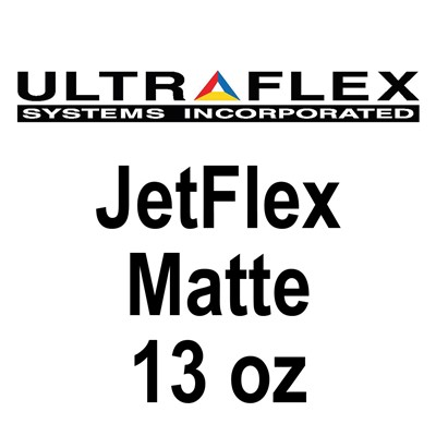 38in x 164ft 13oz MATTE JETFLEX Banner