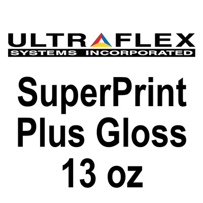 38in x 164ft 13oz GLOSS SUPERPRINT Banne
