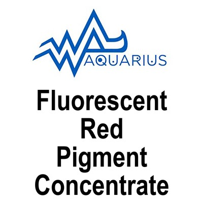 Aquarius Fluorescent Red PC 1kg